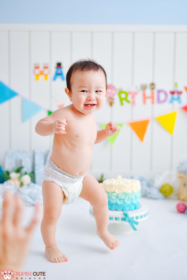 寶寶寫真CAKE SMASH