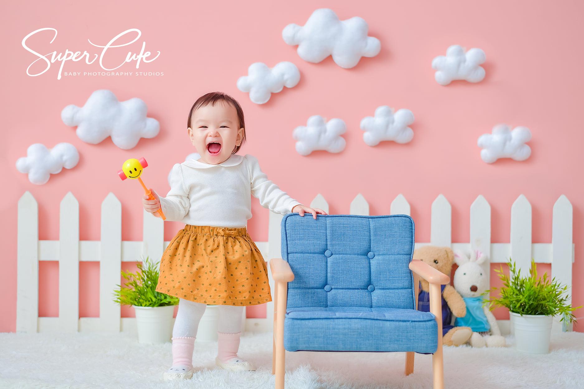 棚內兒童寫真-5800 Mini迷你方案