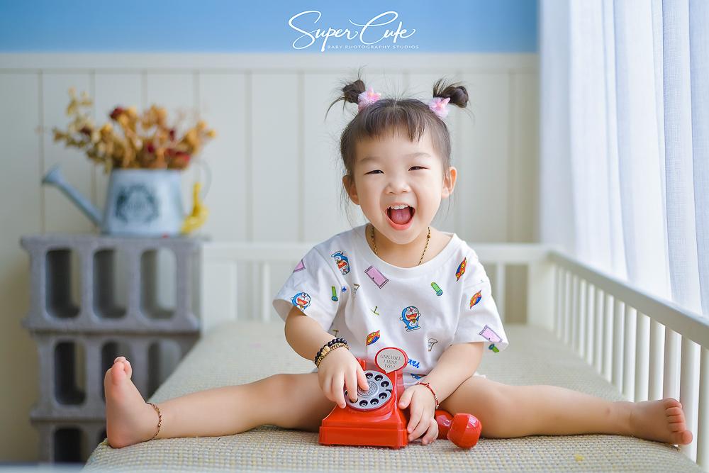 棚內兒童寫真-5800 Mini迷你方案(精修多)
